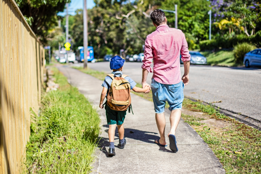 Back to School- Parent & Child