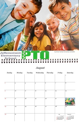 PTA-PTO Calendars