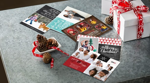 Photo Holiday Greeting Cards