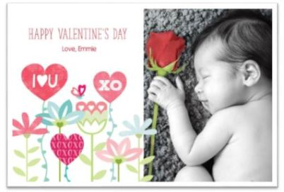 Sprouting Love- Valentine's Day Card