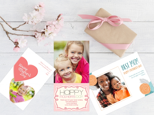 Mother's DAu Cards