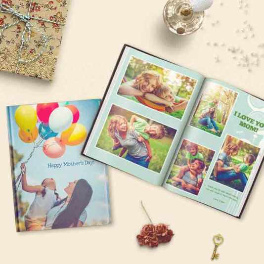 Mother's Day Photo Gift- Photo Book