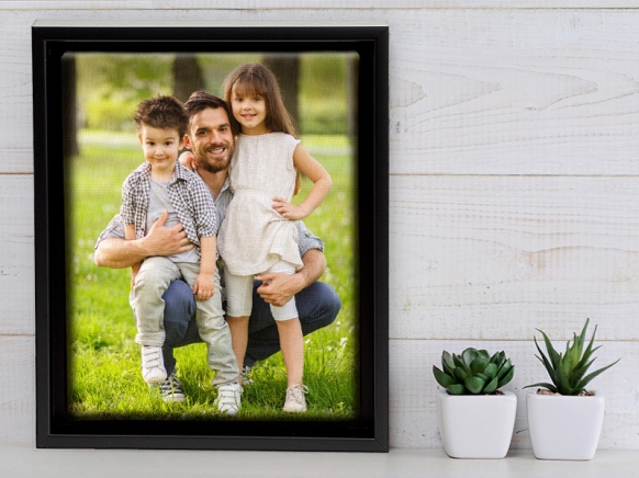 Fathers Day Gifts Ideas - Canvas Print