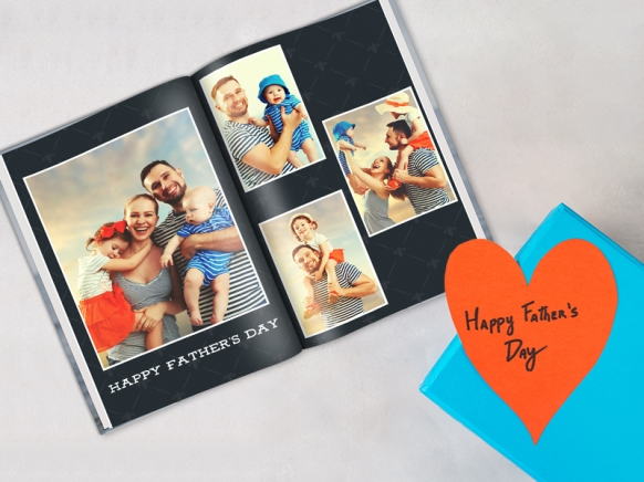 Fathers Day Gifts Ideas - Photo Book