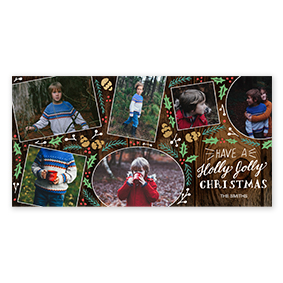 1Button_Rustic_HollyJolly
